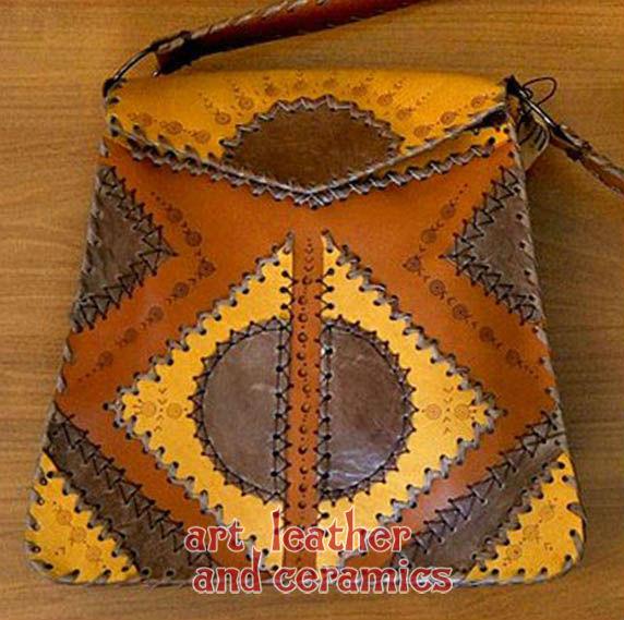 Изделия из кожи сумки своими руками